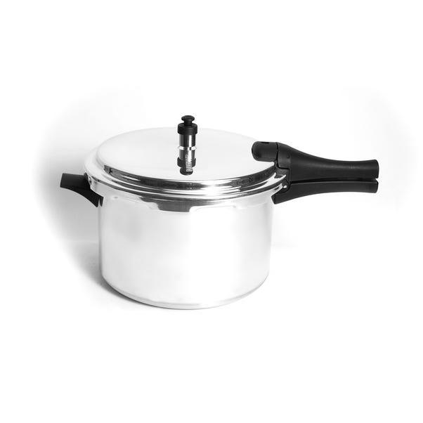 Prestige 8L Pressure Cooker Silver