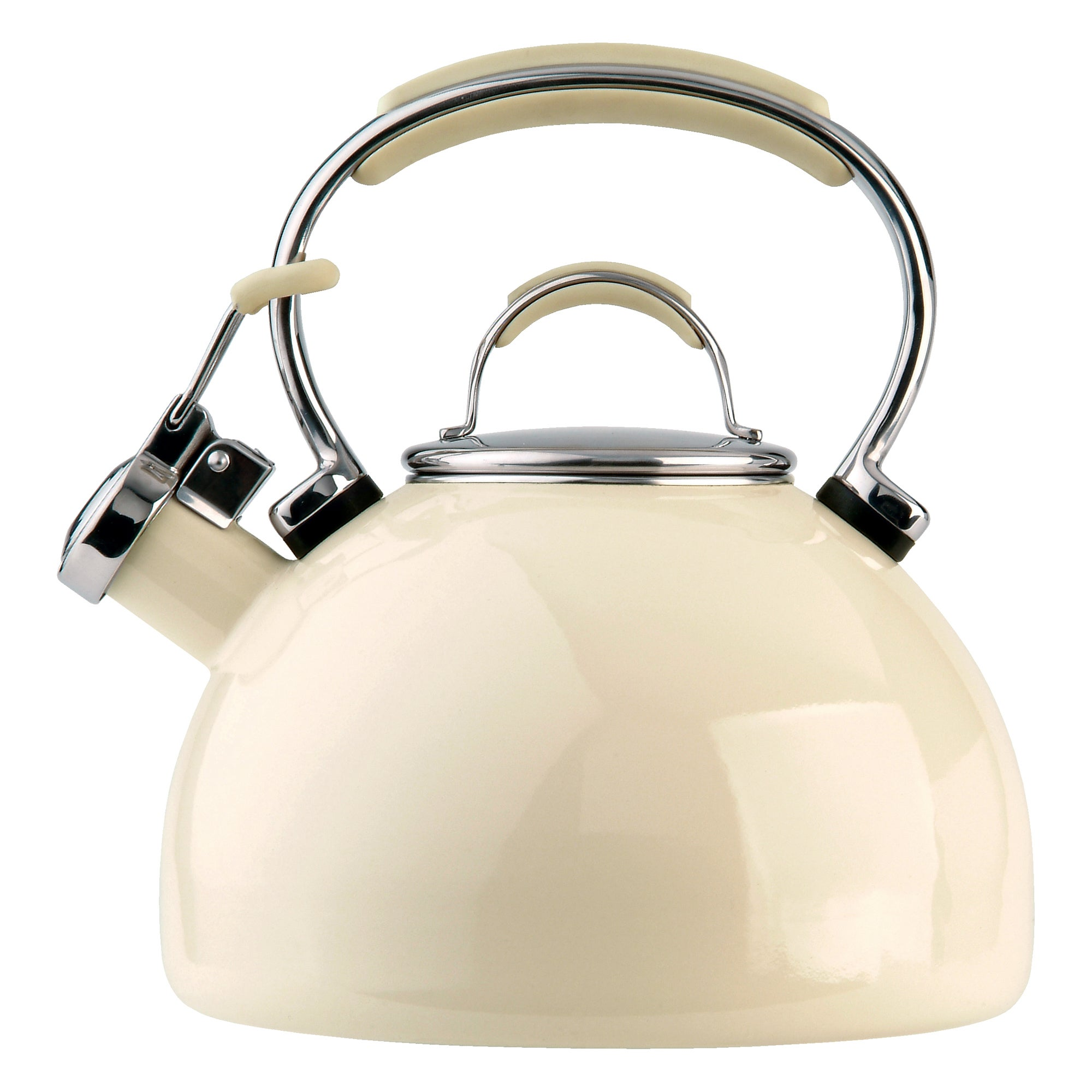 Click to view product details and reviews for Prestige Stove Top 2l Almond Kettle Almond.