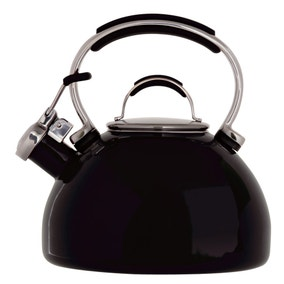 Prestige Stove Effect 2L Black Kettle