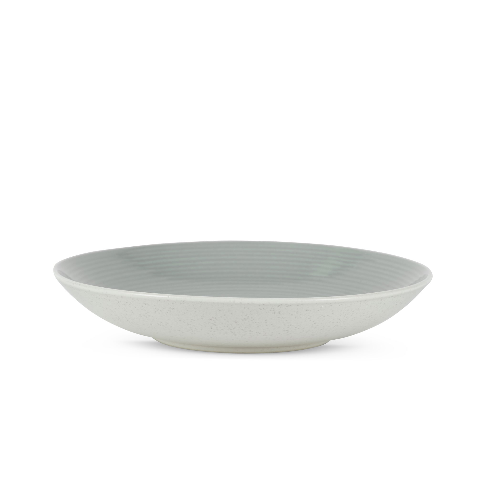 Lulworth Grey Pasta Bowl Grey