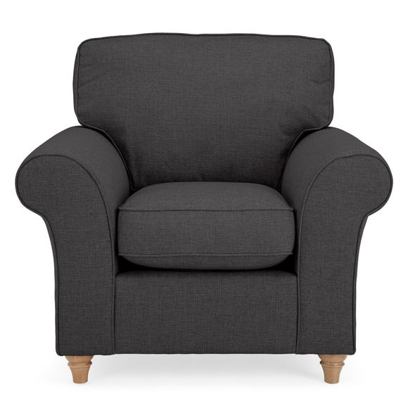 Rosa Chair Charcoal