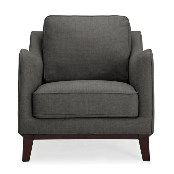 Harrison Armchair Grey