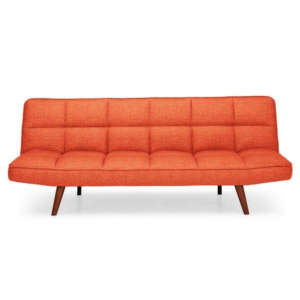 Xander Colour Pop Clic Clac Sofa Bed - Orange Orange Xandar