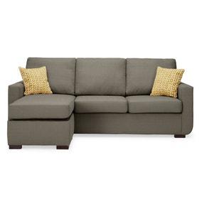 Marcus Reversible Storage Corner Chaise Sofa Bed
