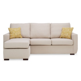 Marcus Reversible Storage Corner Chaise Sofa Bed