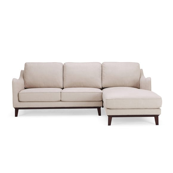 Harrison Right Hand Corner Sofa Natural