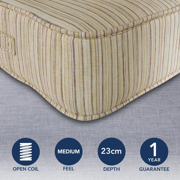 Ortho Shire Backcare Mattress  undefined