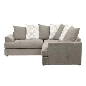 Washington Fabric Corner Sofa