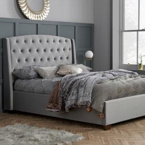 Balmoral Velvet Bed Frame