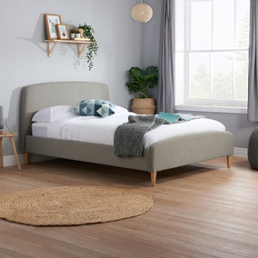 Quebec Fabric Bed Frame