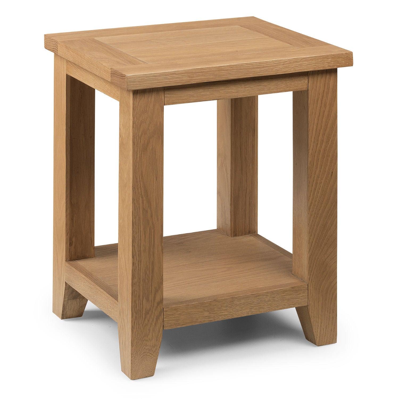 Astoria Oak Lamp Table Natural