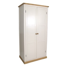 Colby Double Wardrobe