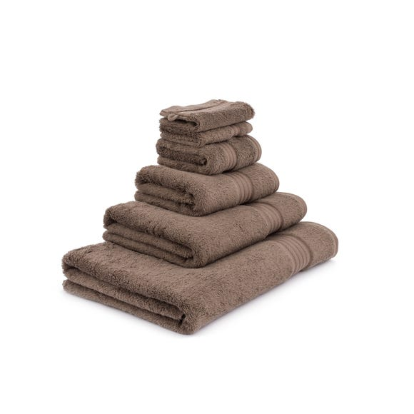 Bitter Chocolate Egyptian Cotton Towel  undefined