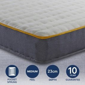 Sleepsoul Comfort 800 Pocket Mattress
