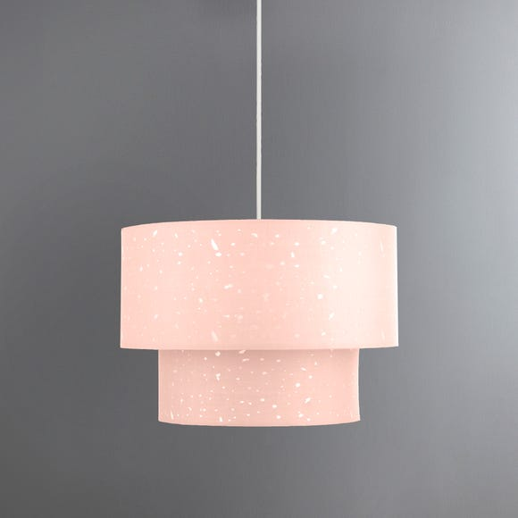 Celano Pink Easy Fit Pendant Pink
