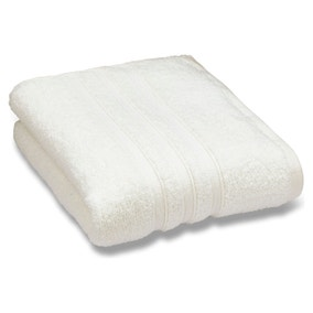 Zero Twist Cream Towel
