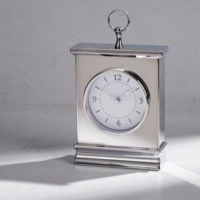 Dorma Chrome Mantle Clock