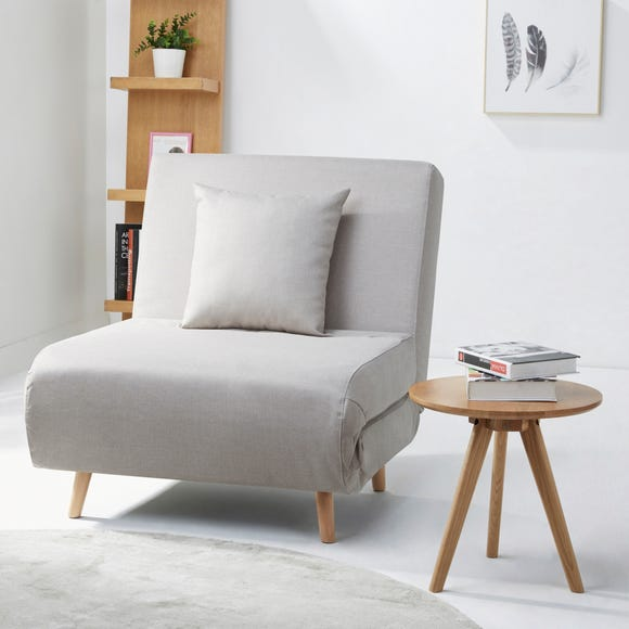 Macy Fabric Sand Chair Bed