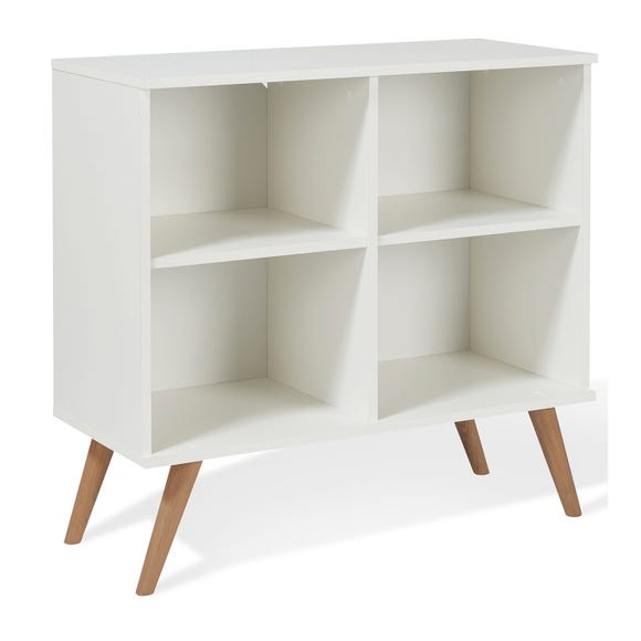 Hannu Open Sideboard - White White