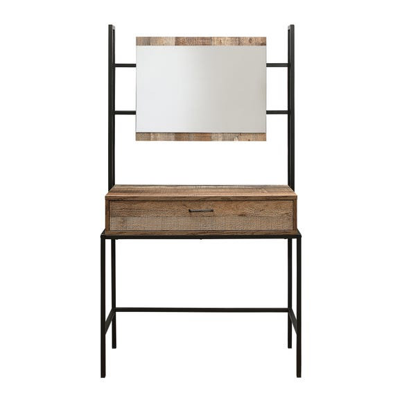 Urban Rustic Dressing Table Natural