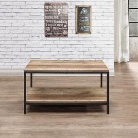 Urban Rustic Coffee Table - Natural