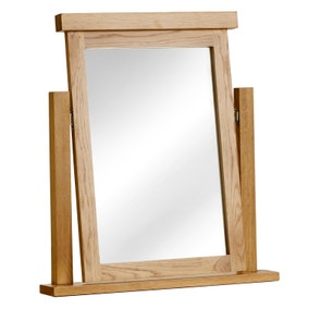 Woburn Oak Mirror
