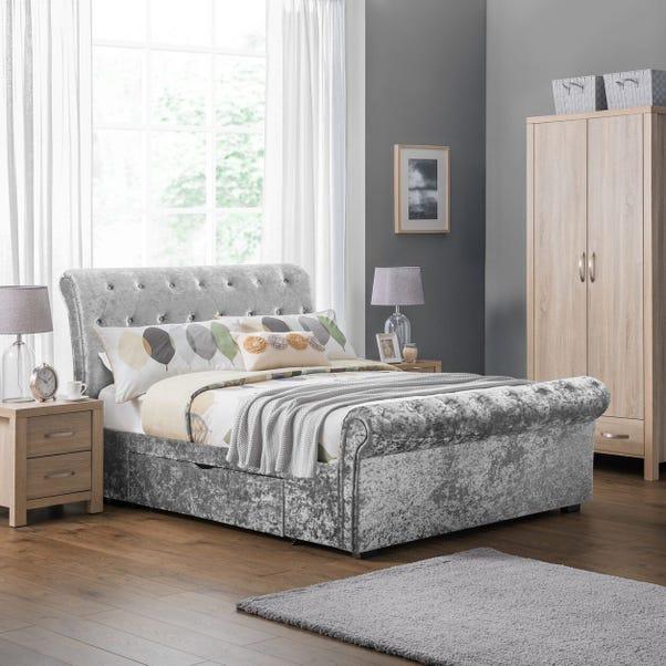 Verona Velvet Bed Frame  undefined