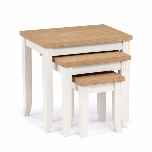 Davenport Nest Of Tables Natural