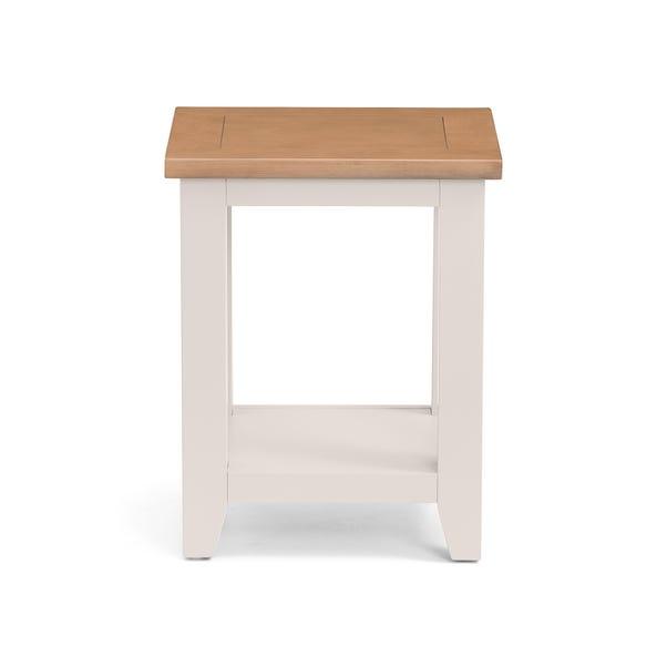 Richmond Lamp Table - Grey Grey