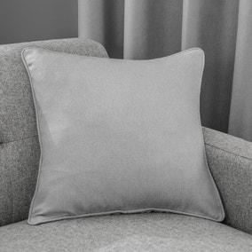 Luna Mid Grey Cushion Cover