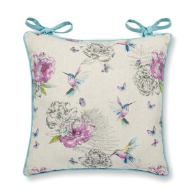 Heavenly Hummingbird Seat Pad