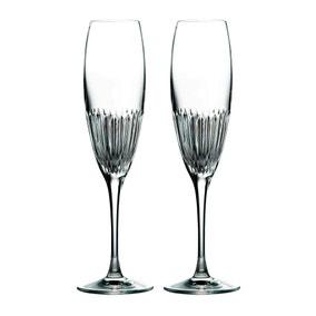 Royal Doulton Calla Flute Glasses
