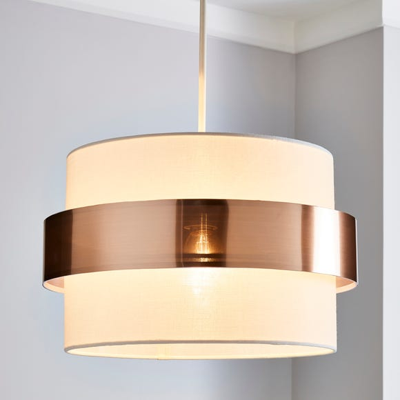Joey Ivory Easy Fit Pendant Copper