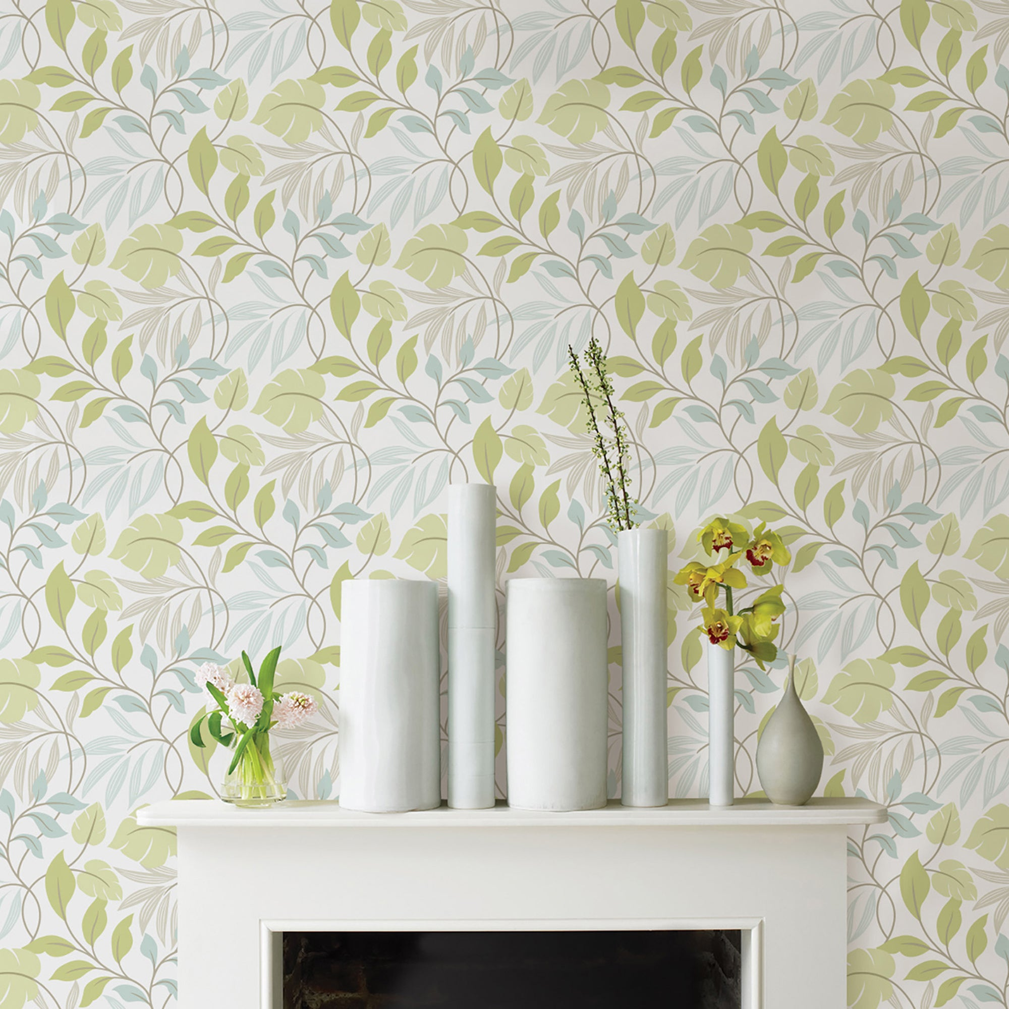 Click to view product details and reviews for Nuwallpaper Meadow Green Self Adhesive Wallpaper Green.