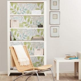 NuWallpaper Meadow Green Self Adhesive Wallpaper