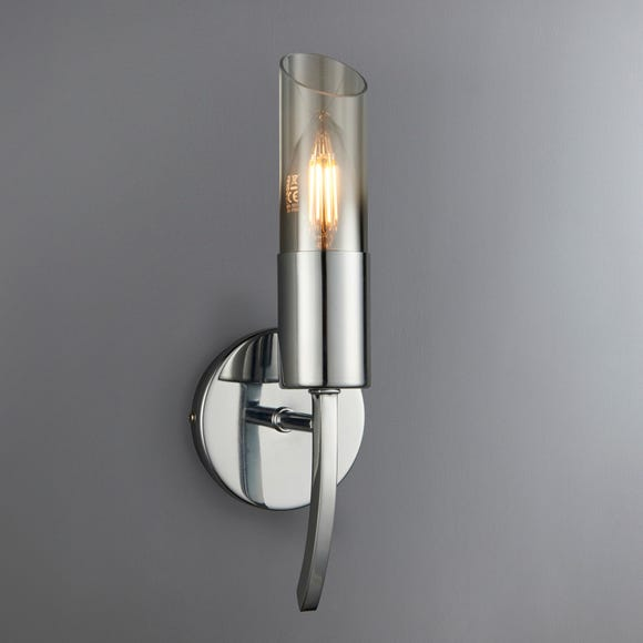 Corvus Chrome Wall Light Chrome