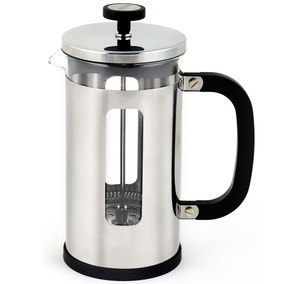 La Cafetiere Pisa 3 Cup Chrome Cafetiere
