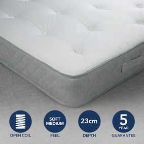 Fogarty Medium Firm Traditional Open Coil Mattress