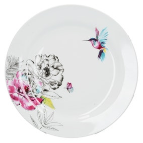 Heavenly Hummingbird Dinner Plate