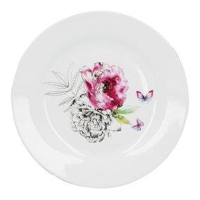 Heavenly Hummingbird Side Plate