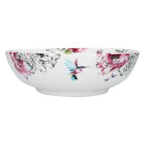 Heavenly Hummingbird Serving Bowl