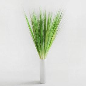 Pack of 24 Artificial Onion Grass Green 114cm