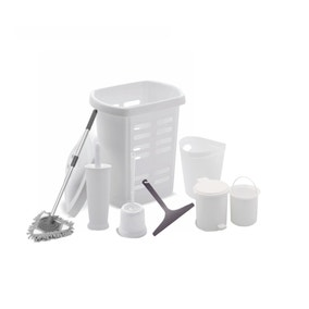 Addis 7 Piece Bathroom Set