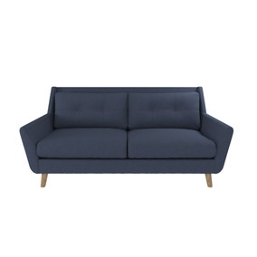 Halston Fabric 3 Seater Sofa