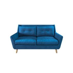 Halston Velvet 2 Seater Sofa