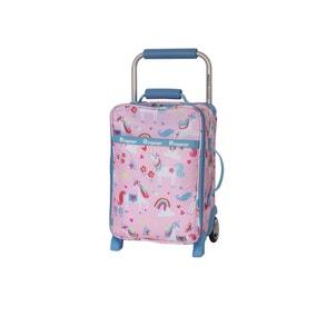 IT Luggage World's Lightest Kids Unicorn 17 Inch Cabin Case