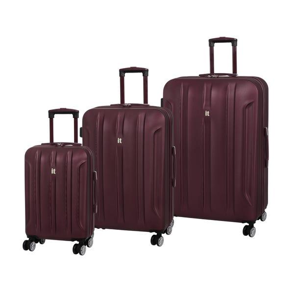 IT Luggage Wine Hard Shell Suitcase Wine undefined