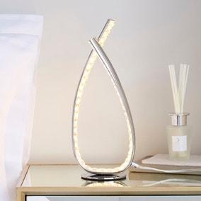 Cali Jewel Integrated LED Table Lamp