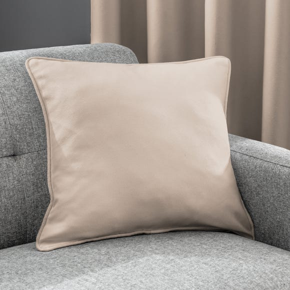 Luna Cushion Cover Taupe undefined