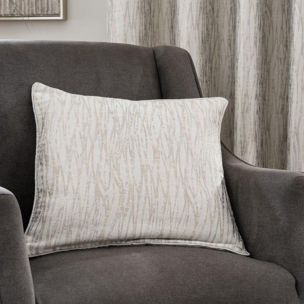 Linear Waves Natural Cushion Natural